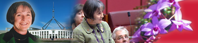 Home - Claire Moore - Labor Senator for Queensland